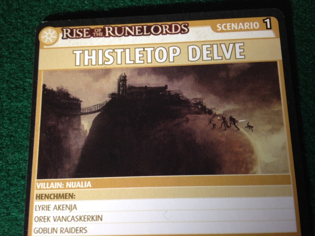 Thistletop Delve