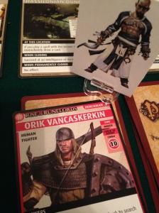 Orik Vancaskerkin