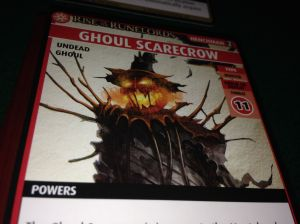Ghoul Scarecrow
