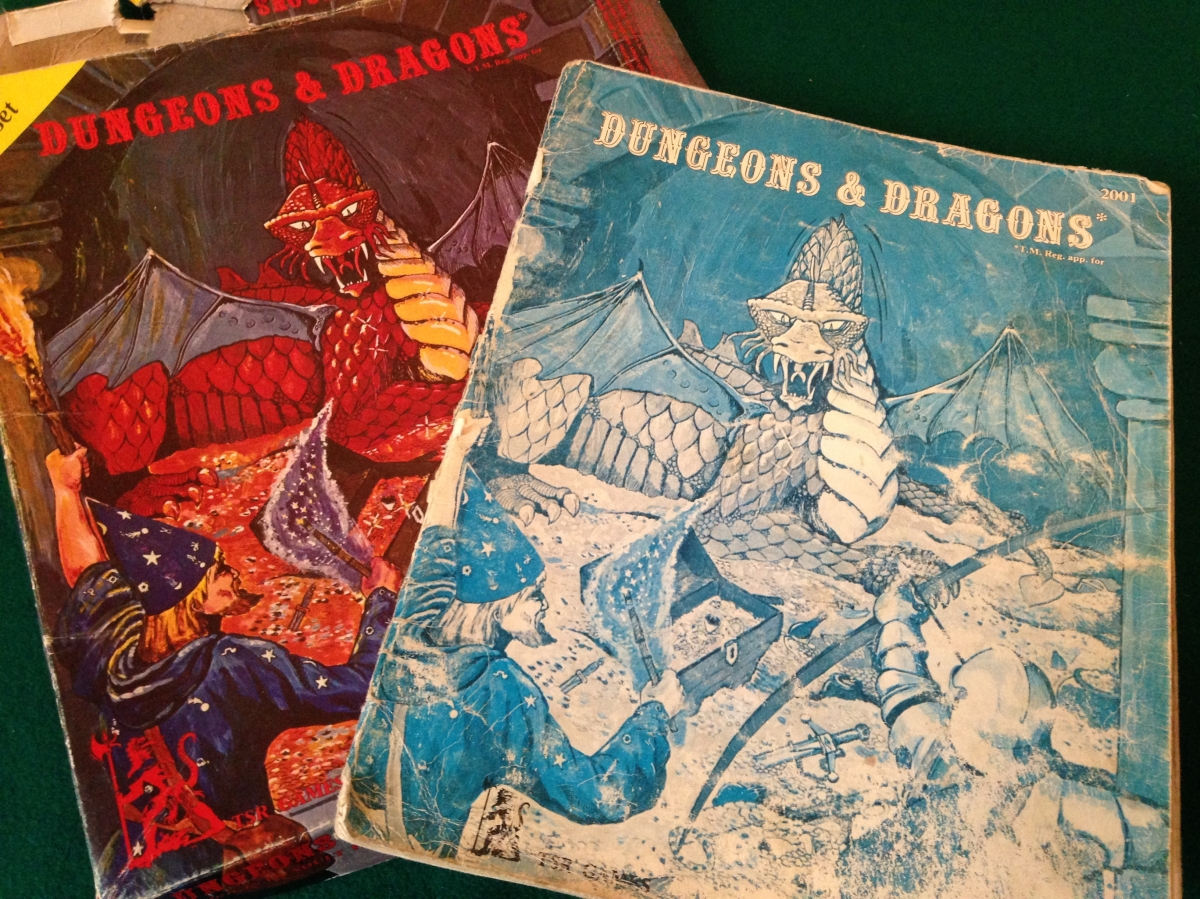 A History of Dungeons & Dragons