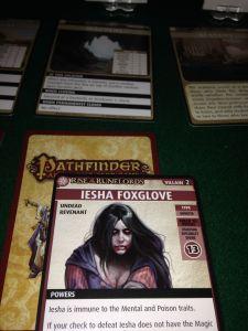 Iesha Foxglove