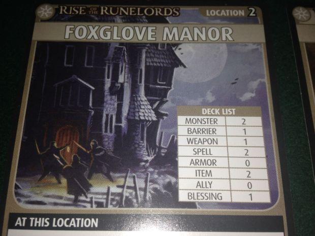 Foxglove Manor