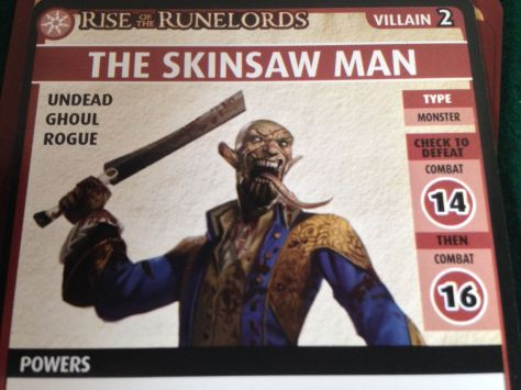 The Skinsaw Man