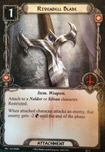 Rivendell Blade
