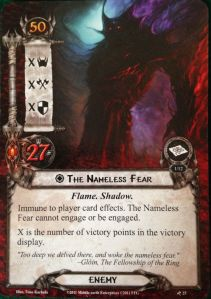 The Nameless Fear