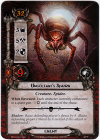 Ungoliant's Spawn