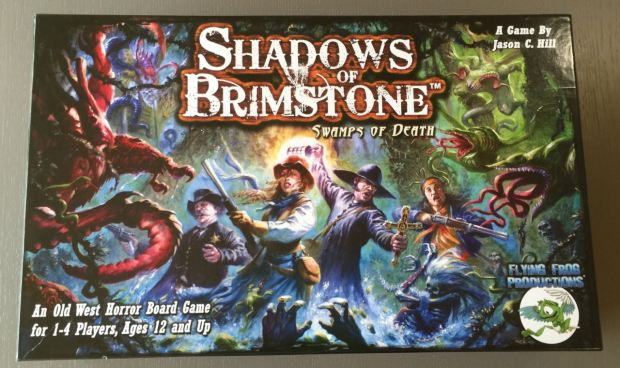 Shadows fo Brimstone
