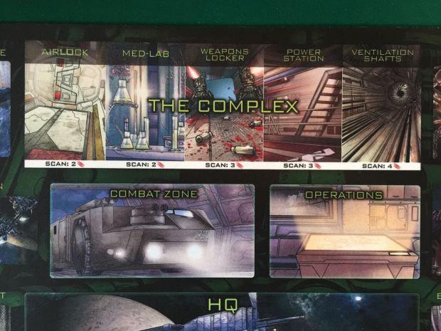 The Complex and Combat Zones
